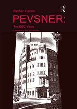 PEVSNER THE BBC YEARS RPD