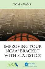 Improving Your Ncaa(r) Bracket with Statistics