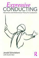 Expressive Conducting