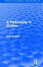 A Philosophy in Outline (Routledge Revivals):  Running and Living Long in a Fast-Food Society