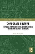 Haydon, L: Corporate Culture