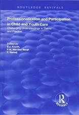 PROFESSIONALIZATION AND PARTICIPATI