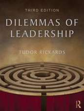 Dilemmas of Leadership