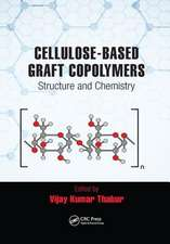 CELLULOSE BASED GRAFT COPOLYMERS