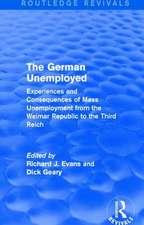 German Unemployed