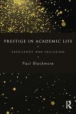 Prestige in Academic Life