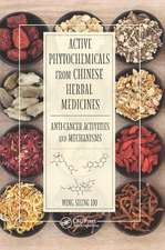 ACTIVE PHYTOCHEMICALS FROM CHINESE