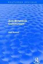 ANTI BOLSHEVIK COMMUNISM