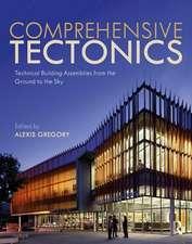 COMPREHENSIVE TECTONICS GREGORY