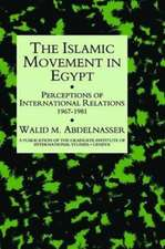 Islamic Movement in Egypt