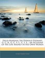 Field-Marshal Sir Donald Stewart