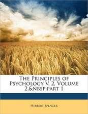THE PRINCIPLES OF PSYCHOLOGY V. 2, VOLUM