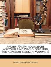 ARCHIV F R PATHOLOGISCHE ANATOMIE UND PH