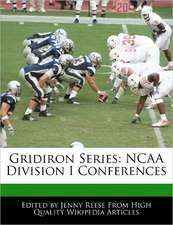 Gridiron Series: NCAA Division I Conferences