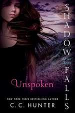 Unspoken:  After Dark