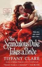 Scandalous Duke Takes a Bride