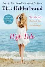 High Tide:  The Beach Club + Summer People