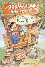 JIGSAW JONES BEAR SCARE