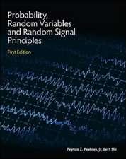 Probability, Random Variables, and Random Signal Principles (Asia Adaptation)