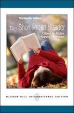 The Short Prose Reader (Int'l Ed)