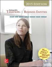 McGraw-Hill's Taxation of Business Entities, 2015 Edition