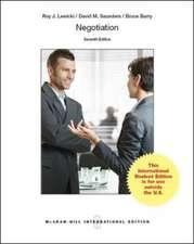 Negotiation (Int'l Ed)