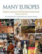 Many Europes Volume 2 with Connect 1-Term Access Card