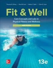Gen Combo Looseleaf Fit & Well Brief Edition; Connect Access Card