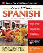 Read & Think Spanish, Premium Fourth Edition