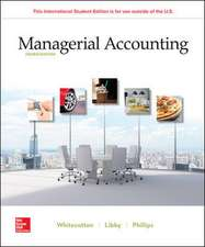 ISE Managerial Accounting