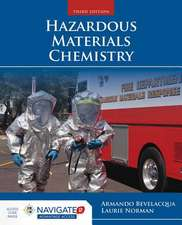 Hazardous Materials Chemistry