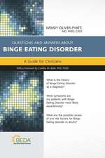 Questions & Answers about Binge Eating Disorders