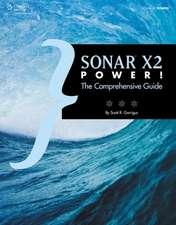 SONAR X2 POWER