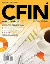 Cfin4 (with Coursemate Printed Access Card)