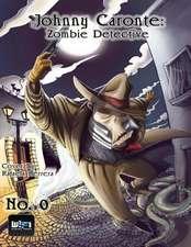 Johnny Caronte Zombie Detective #0