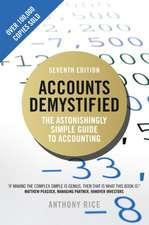 Accounts Demystified