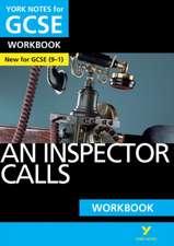 An Inspector Calls: York Notes for GCSE (9-1) Workbook