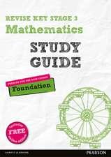 Johns, B: Revise Key Stage 3 Mathematics Study Guide - Prepa
