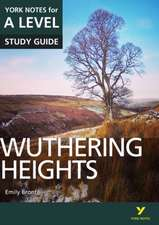 Steele, C: Wuthering Heights: York Notes for A-level