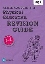 Revise AQA GCSE (9-1) Physical Education Revision Guide