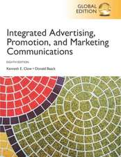 Integrated Advertising, Promotion, and Marketing Communication plus Pearson MyLab Marketing with Pearson eText, Global Edition