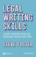 Legal writing skills