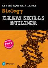 REVISE AQA AS/A Level Biology Exam Skills Builder with Activ