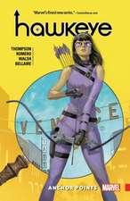 Hawkeye: Kate Bishop Vol. 1: Anchor Points