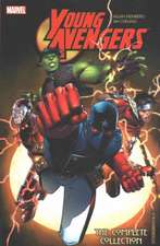 Young Avengers By Allan Heinberg & Jim Cheung: The Complete Collection