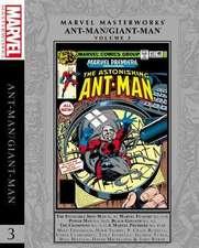Marvel Masterworks: Ant-Man/Giant-Man Vol. 3