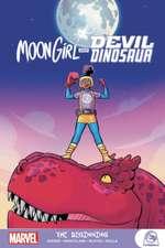 Moon Girl & Devil Dinosaur: Bff