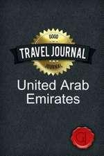 Travel Journal United Arab Emirates