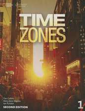Time Zones 1 Student Book:  Foundations and Connections, Extended Version with Modern Physics