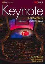 Stephenson, H: Keynote Intermediate with DVD-ROM